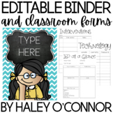 Editable Teacher Binder {Updated Through 2018}