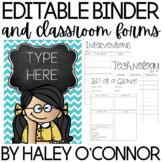 Editable Teacher Binder {Updated Through 2021}