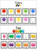 Colorful Eggs Count and Color Adapted Books