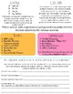 Colorful, Eye Catching Syllabus & Class Procedures