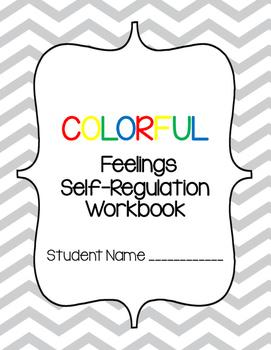 Colorful Feelings - Self-Regulation Workbook