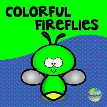 Colorful Fireflies