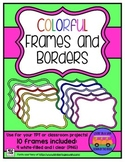 COLORFUL Frames and Borders