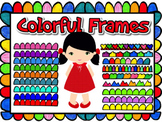 Colorful Frames/ borders for your Main Cover