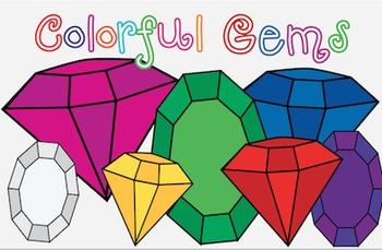 Colorful Gems