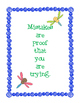Colorful Inspirational Quotes Dragonfly