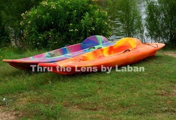 Colorful Kayaks Stock Photo #164
