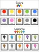 Colorful Lanterns Count and Color Adapted Book