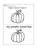 Colorful Magical Pumpkins- Fall Reader