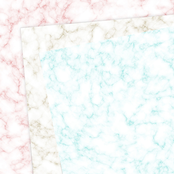 Colorful Marble Digital Paper, Marble Textures, Granite Backgrounds