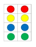 Colorful Matching Circles