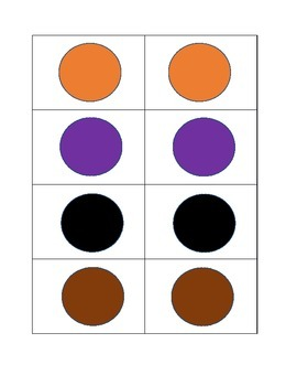 Colorful Matching Circles (Complete)