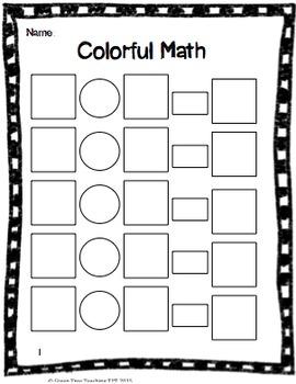 Colorful Math