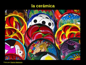 Colorful Mexico - A Power Point of the Beautiful Colors of the Culture