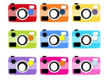 Colorful Mini Camera Pictures