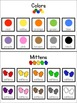 Colorful Mittens Count and Color Adapted Books