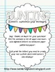 Colorful Notebook Paper Buntings- Customize Your Own Banner!