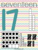 Colorful Number Charts 0-20! Cotton Candy Design