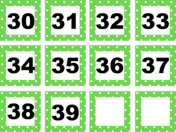 Colorful Number Grid