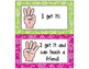 Colorful Paisley Finger Rubric