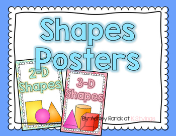Colorful Paisley Shapes Posters