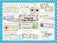 Colorful Paw Prints Math Meeting Posters & Printables