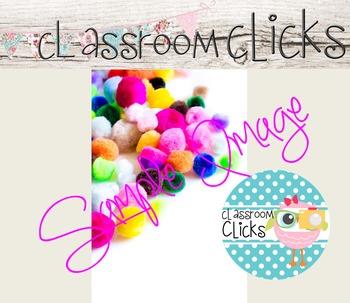Colorful Pom-Poms Image_220:Hi Res Images for Bloggers & Teacherpreneurs