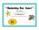 Awards Galore - Classroom Awards for a Variety of Subjects