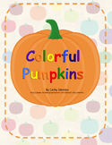 Colorful Pumpkins - Activity unit - Color Identification and Spatial Awareness