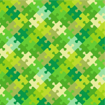 Colorful Puzzle Backgrounds, Commercial Use Allowed