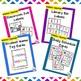 Colorful Rainbow Theme Classroom Decor Mega Bundle - 166 Pages!