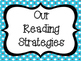 Reading Strategy Posters: Colorful