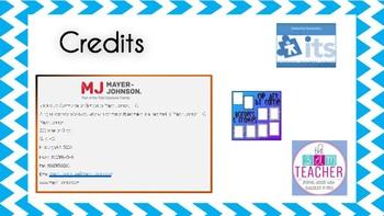 Colorful Semantics Cue Cards