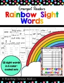 Colorful Sight Words