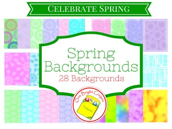 Colorful Spring Backgrounds