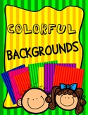 Colorful Stripes Backgrounds