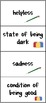Colorful Suffixes