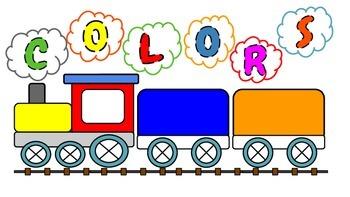 Colorful Train