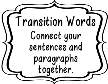 Colorful Transitions Bulletin Board