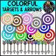 Colorful Variety Clip Art Pack 2 {Educlips Clipart}