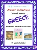 Colorful Visuals of the Ancient Greece Include Me © Series