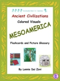 Colorful Visuals of the Ancient Mesoamerica Include Me© Series