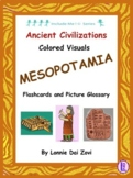 Colorful Visuals of the Ancient Mesopotamia Include Me © Series