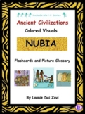 Colorful Visuals of the Ancient Nubia Include Me © Series