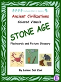 Colorful Visuals of the Stone Age Include Me © Series