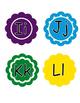 Colorful Word Wall Labels (Circles)