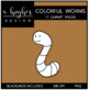 Colorful Worms {Graphics for Commercial Use}