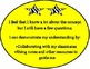 Colorful Zebra One to Three Star Formative Assessment Signs