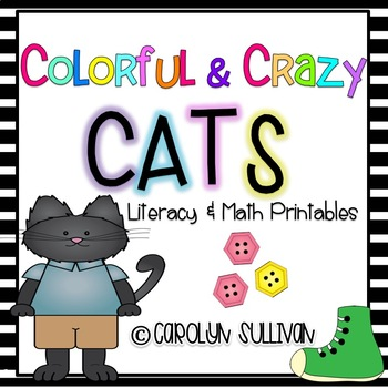 Colorful and Crazy Cats - Sub Tub and Mini Unit