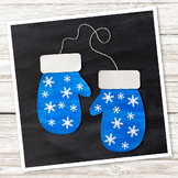 Colorful and Fun Mitten Craft for Kids (Winter)